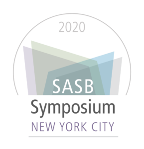 2020 SASB Symposium New York City - Logo